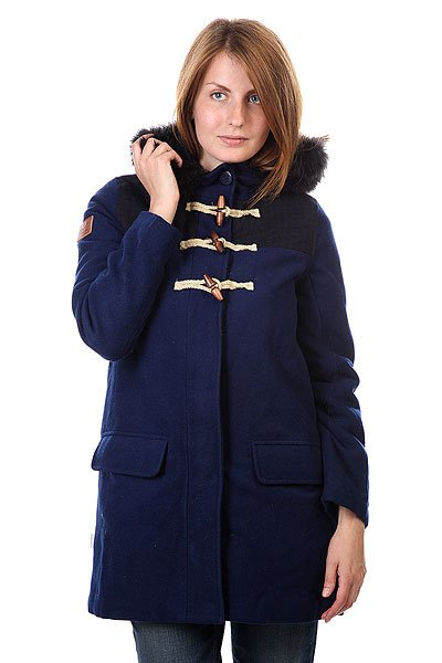 Пальто Element Duffy Peacoat