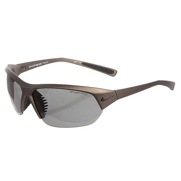 Очки Nike Optics Skylon Ace Grey W/Silver Flash Lens Anthracite/Black