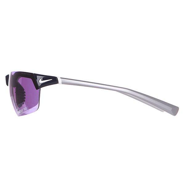 Очки Nike Optics Hyperion Max Golf Tint Lens Dark Obsidian/Matte Platinum