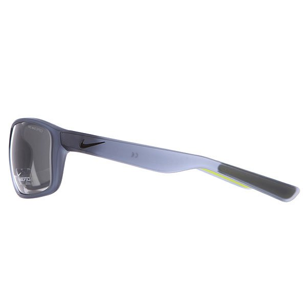 Очки женские Nike Optics Premier 8.0 Matte Crystal Dark Magnet /Black Grey W/Silver Flash Lens