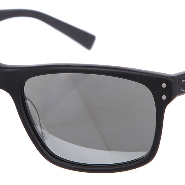 Очки женские Nike Optics Mdl 80 Matte Black Grey W/Silver Flash Lens