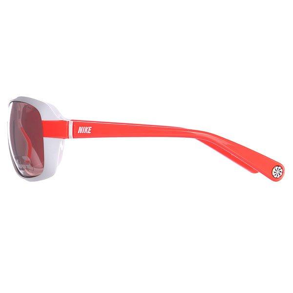 Очки Nike Optics Racer E max Speed Tint Lens White/Total Crimson