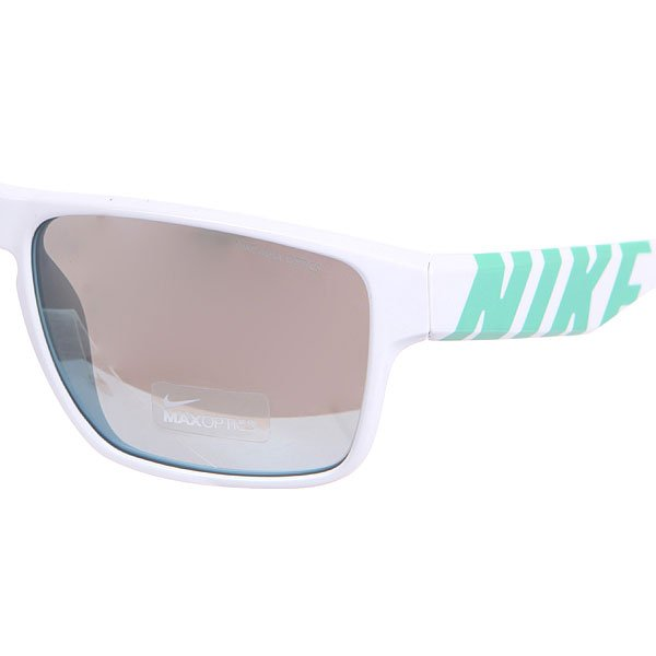 Очки Nike Optics Mojo R Grey W/Super Blue Flash Lens White/Mint