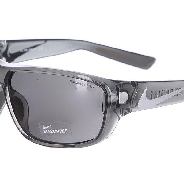 Очки Nike Optics Mercurial 8.0 Crystal Mercury Grey/Metallic Silver Dark Grey Lens 65/13