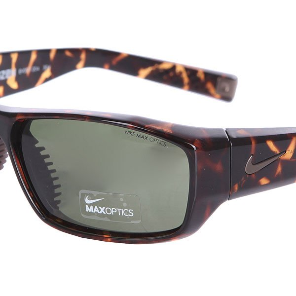 Очки Nike Optics Brazen Green Lens/Tortoise