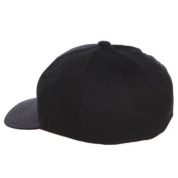 Бейсболка детская Flip Youth Metalhead Hat Black