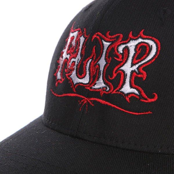 Бейсболка детская Flip Youth Alchemy Hat Black