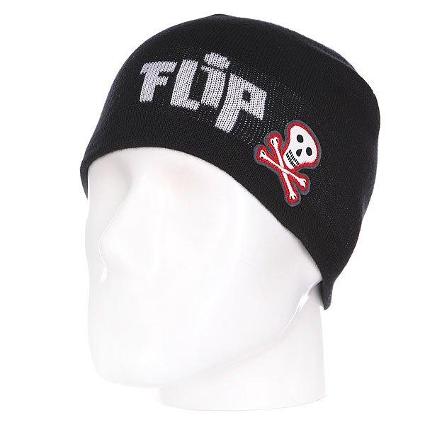 Шапка детская Flip Youth New Skull Beanie Black