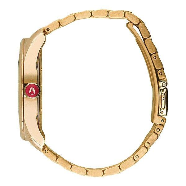 Часы женские Nixon Bullet All Gold/Black