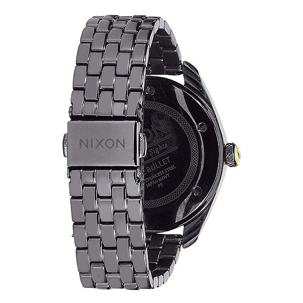 Часы женские Nixon Bullet All Gunmetal/Gray