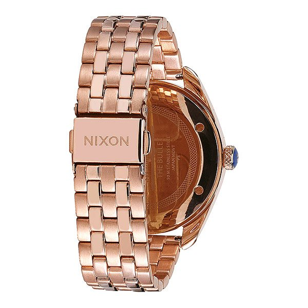 Часы женские Nixon Bullet All Rose Gold/Gunmetal