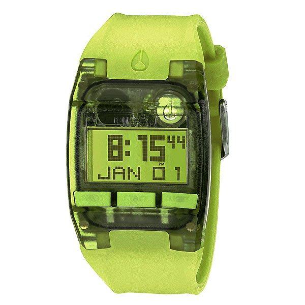 Часы Nixon Comp S All Neon Green