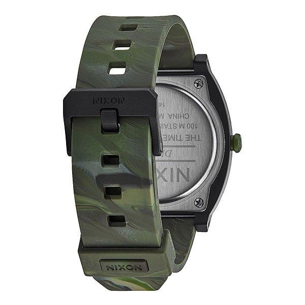 Часы Nixon Time Teller Digi Marbled Camo