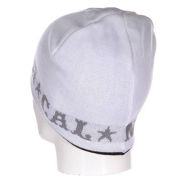 Шапка двусторонняя Nor Cal Nautical Reversible Black/White