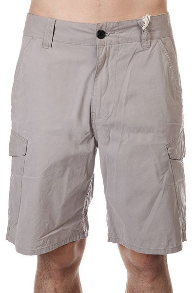 Шорты Independent 10-th Mtn Cargo Silver