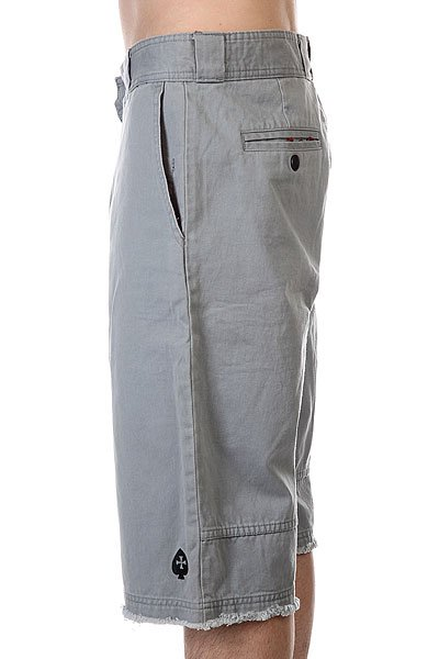 Шорты джинсовые Independent Impaler Chino Graphite