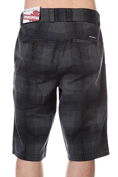 Шорты Independent Pragmatic Chino Carbon Multi