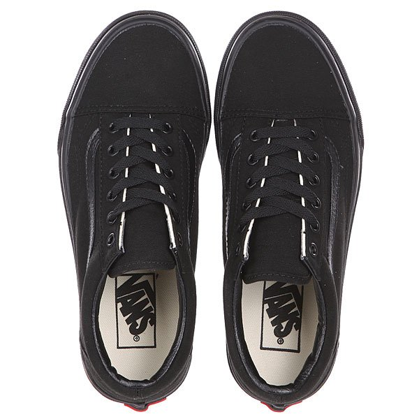 Кеды Vans Old Skool Deep Black