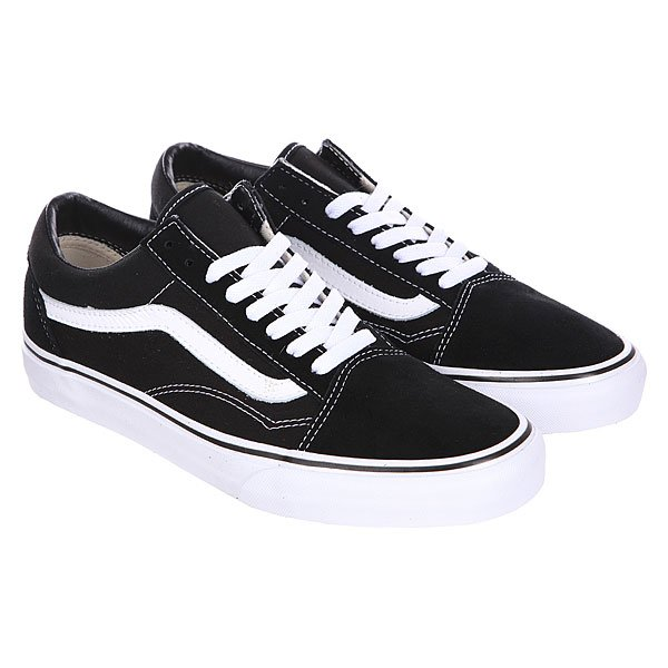 Кеды низкие Vans Old Skool An Black/White