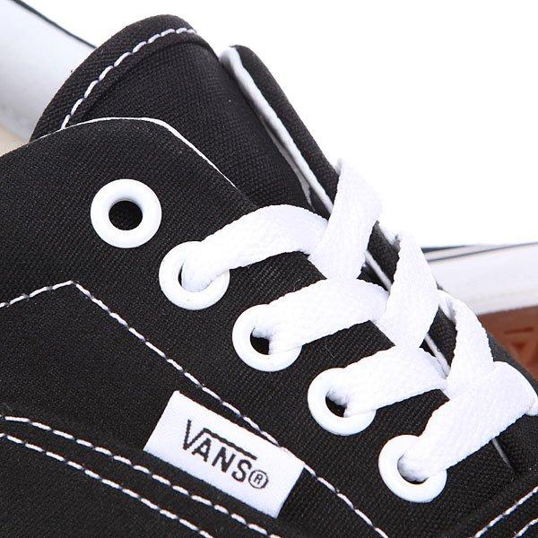 Кеды низкие Vans Era Black