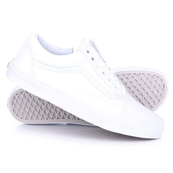 Кеды низкие Vans Old Skool True White