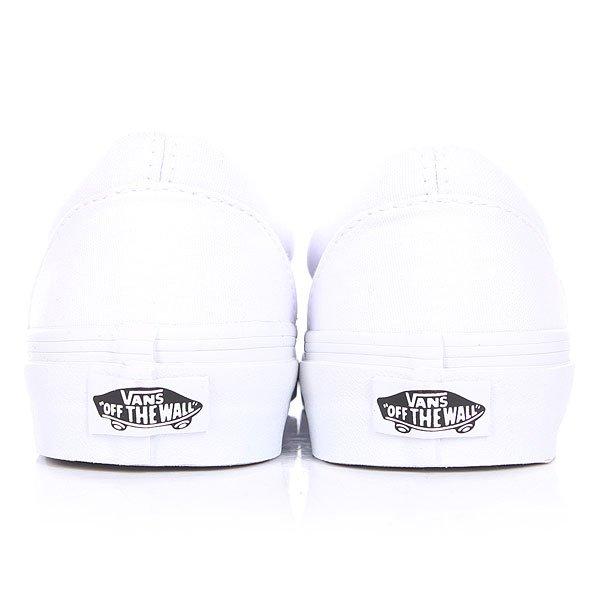 Слипоны Vans Classic Slip On True White