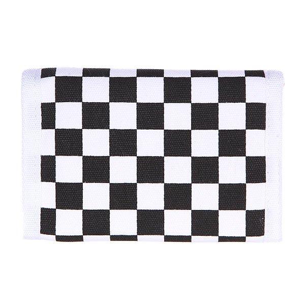 Кошелек Vans Slipped Black/White