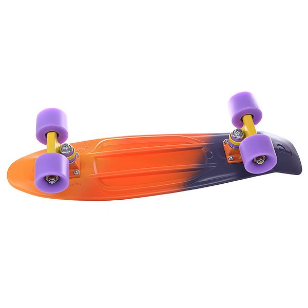 Скейт мини круизер Penny Original Ltd Yellow/Orange/Purple 6 x 22 (55.9 см)