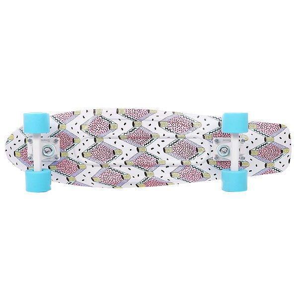 Скейт мини круизер Penny Nickel Ltd Buffy Pink 7.5 x 27 (68.5 см)
