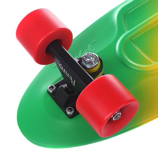 Скейт мини круизер Penny Nickel Ltd Jammin Fade 7.5 x 27 (68.6 см)