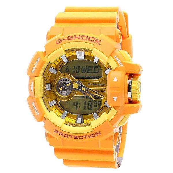 Часы Casio G-Shock Ga-400a-9a Orange