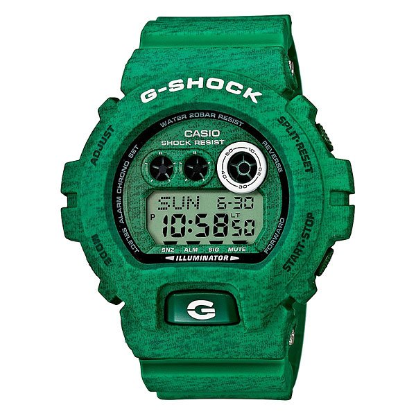 Часы Casio G-Shock Gd-x6900ht-3e Green