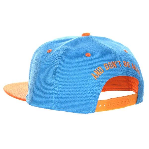 Бейсболка TrueSpin Sorry I am Fresher Turquoise/Orange