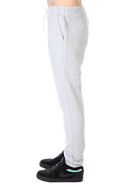 Штаны прямые DC Rebel Pant Heather Grey
