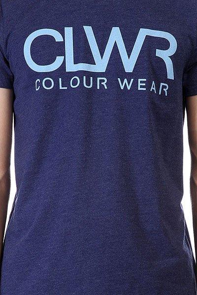 Футболка CLWR Tee Patriot Blue