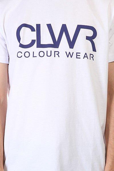 Футболка CLWR Tee White