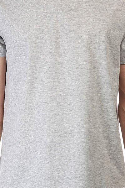 Футболка CLWR Solid Grey Melange