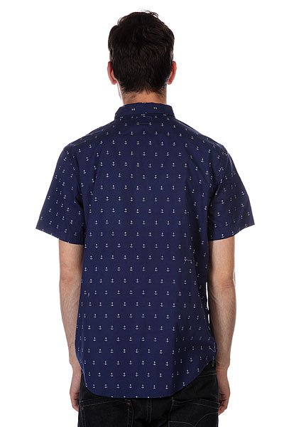 Рубашка CLWR Anchor Shirt Patriot