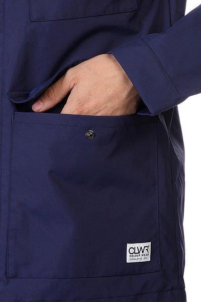 Куртка CLWR Harbour Patriot Blue