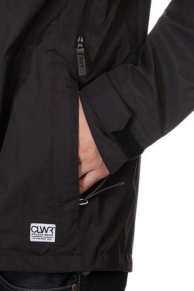Ветровка CLWR Storm Black