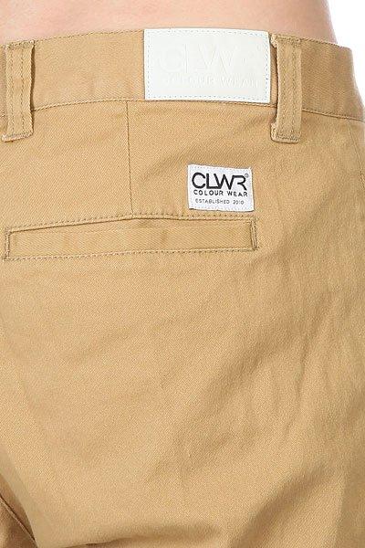 Штаны прямые CLWR Chino Camel