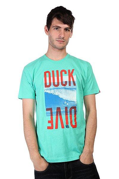 Футболка Lost Duck Dive Mint