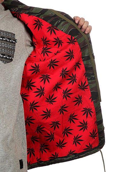 Куртка Huf Burma M51 Jacket Camo