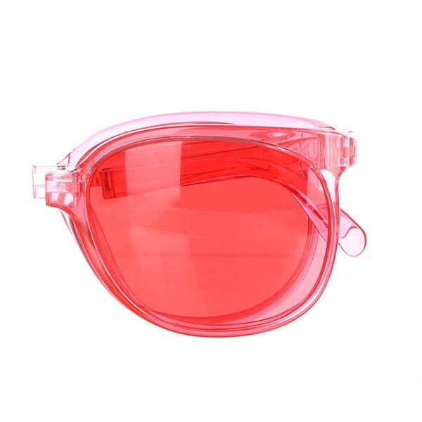 Очки Sunpocket Sport Crystal Red