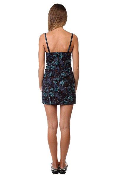 Платье женское Insight Smokin Barrels Dress Ocean