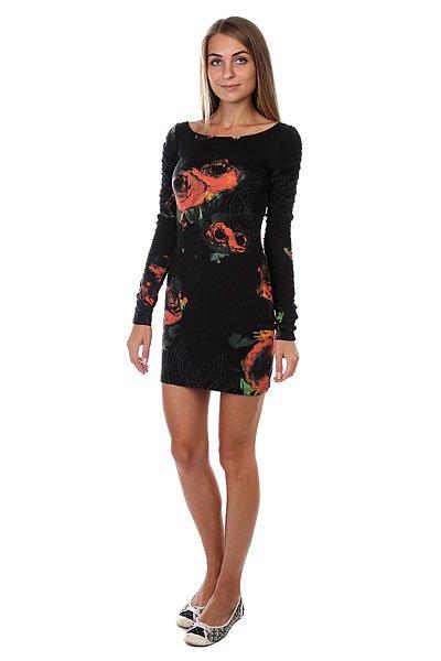 Платье женское Insight Axl Rose Dress Red Floral