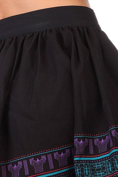 Юбка женская Insight Hindsight Skirt Black