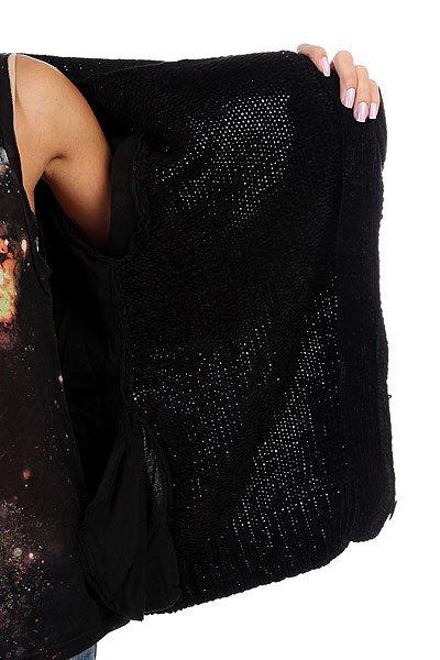 Толстовка женская утепленная Insight Chenille Jacket Floyd Black