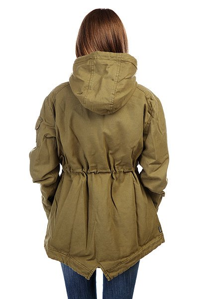 Куртка парка женская Insight Mystic Anorak Kamikaze