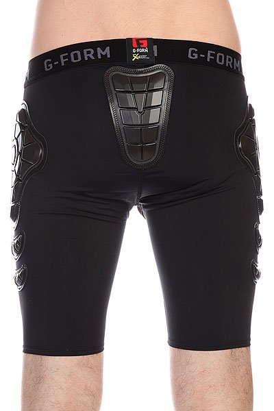 Защита на бедра G-Form Pro-X Shorts Black/Grey